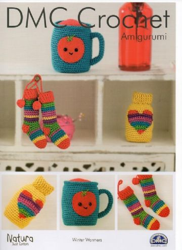 Winter Warmers DMC Crochet Pattern
